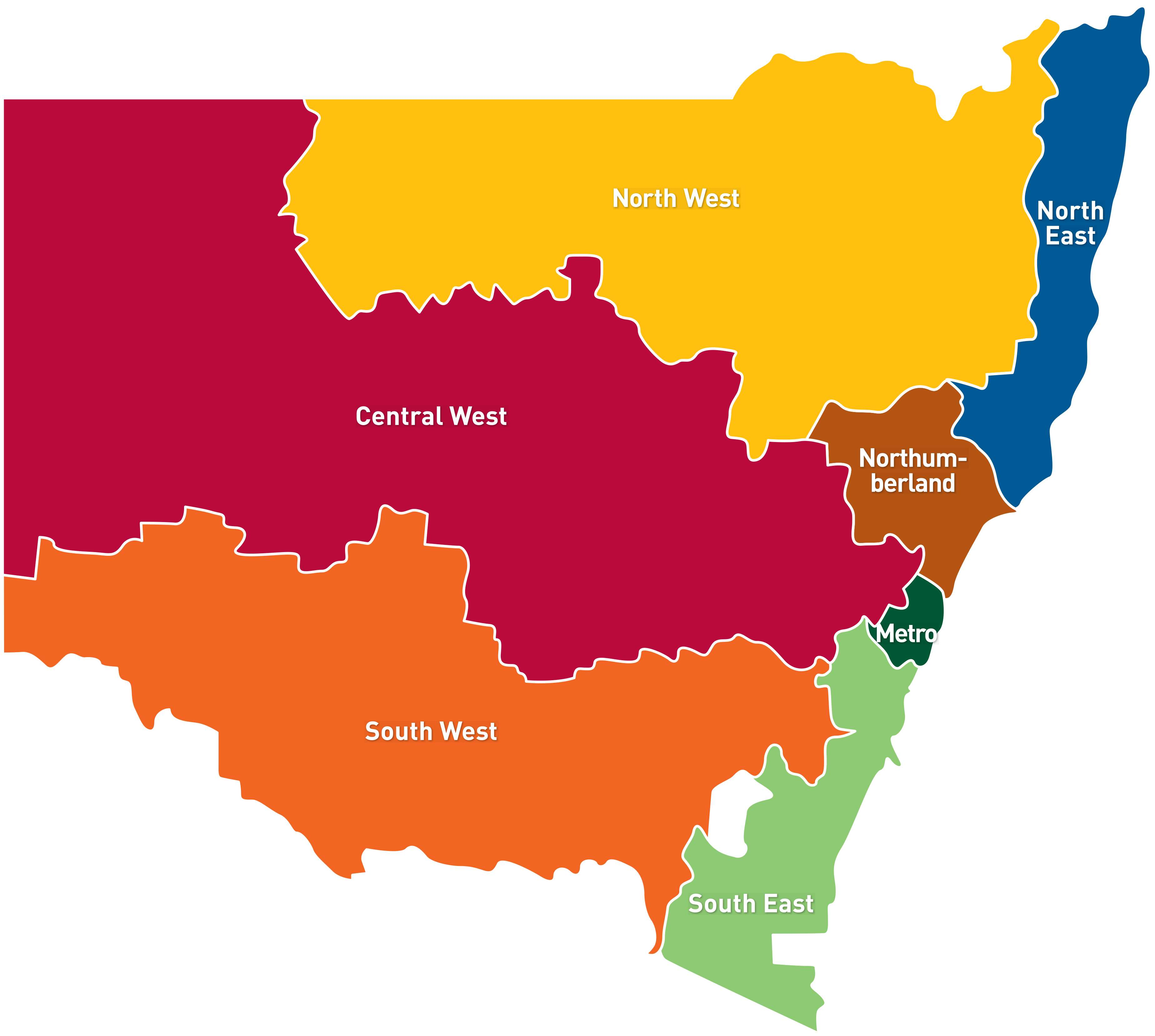 nsw map coaches updated