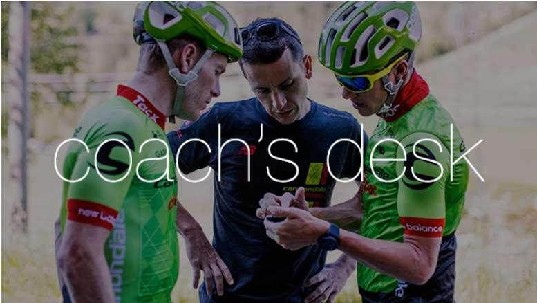 Coaching Desk
