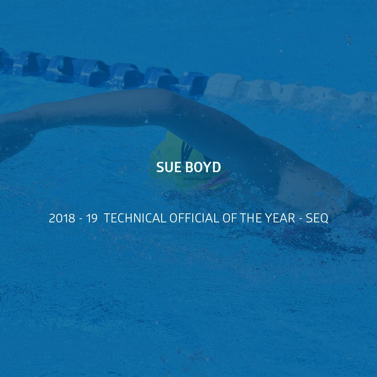 Sue Boyd 2019