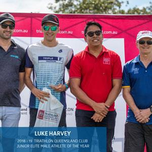 Luke Harvey 2019