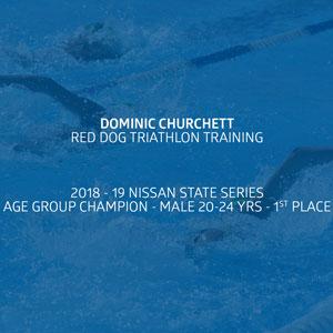 2018-19 Age Group Champ - Dominic Churchett