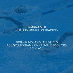2018-19 Age Group Champ - Briarna Silk