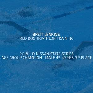 2018-19 Age Group Champ - Brett Jenkins