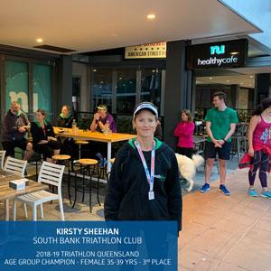 2018-19 Age Group Winners - Kirsty Sheehan