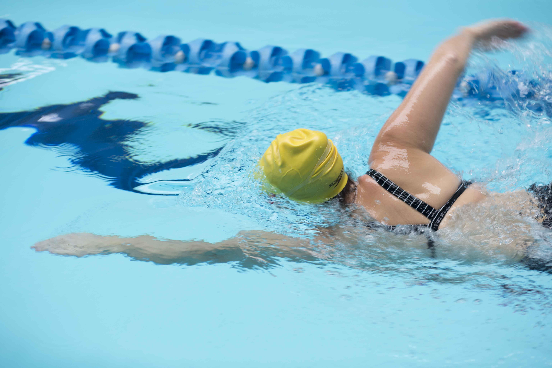 Indoor Triathlon Swim