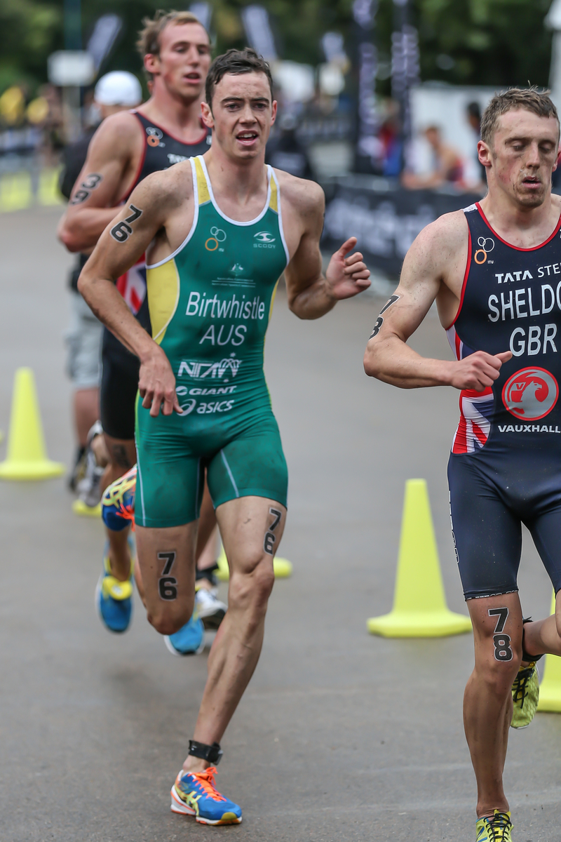 Watts That Won: Jake Suss Wins Age Group at Air Force Marathon