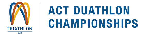 ACT Duathlon Button
