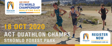 ACT Duathlon Champs Image 2020