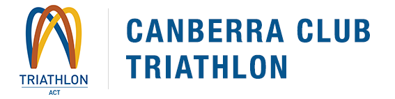 Canberra Club Triathlon Button