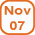 Nov 7 Date Button