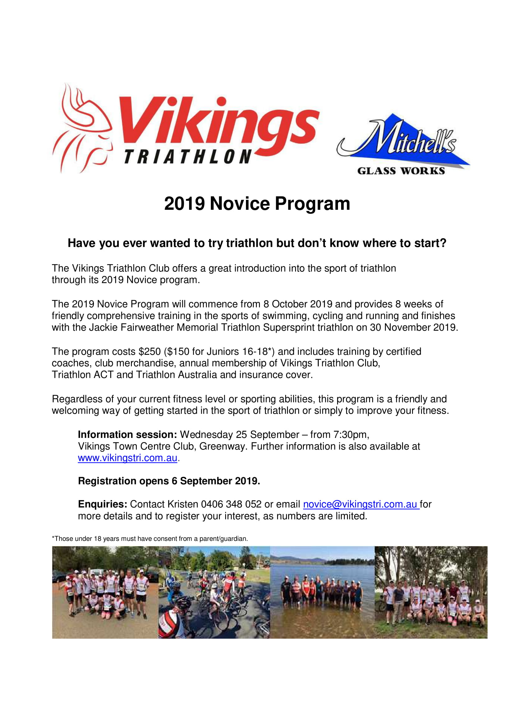 Vikings Flyer