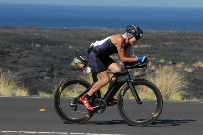 Australia's oldest female ironman competitor Karla McKinlay heading back to world championships Image 2