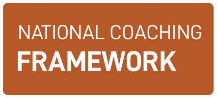 Coaching Framework button