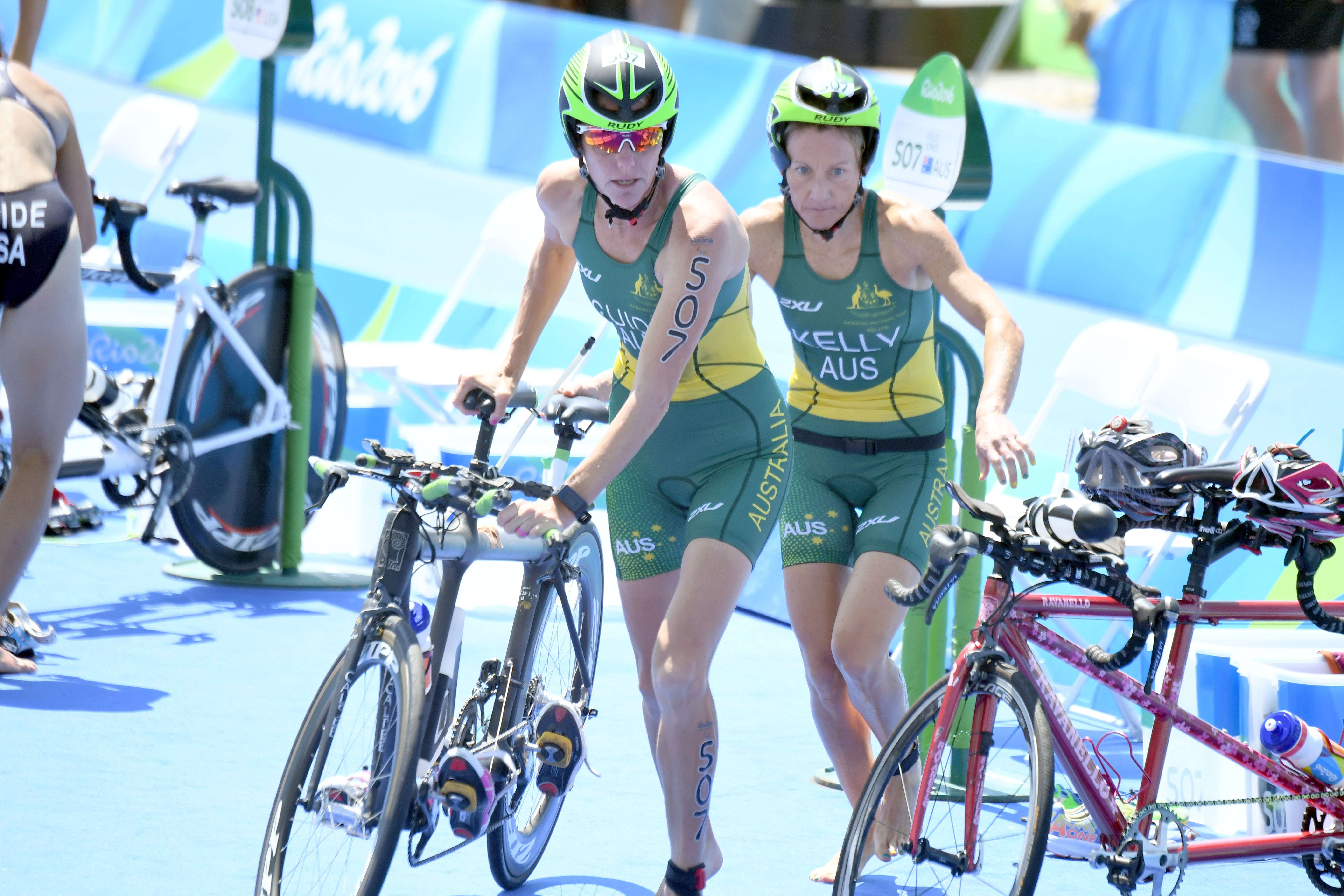 Coast triathlon watch starts this weekend at Robina Image