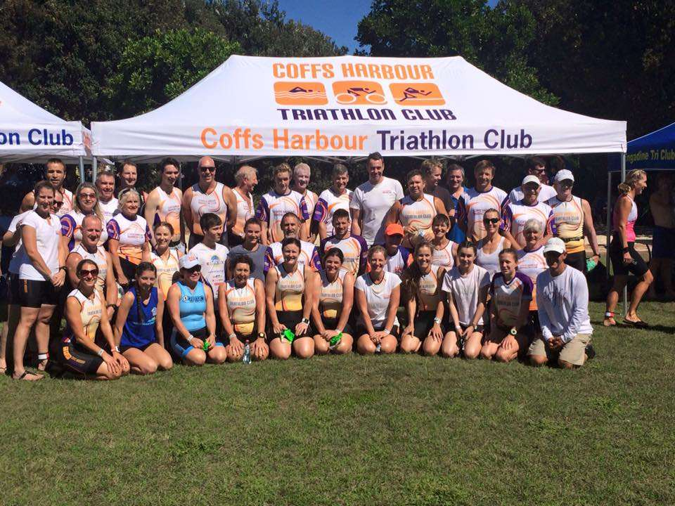 Coffs Harbour tri club
