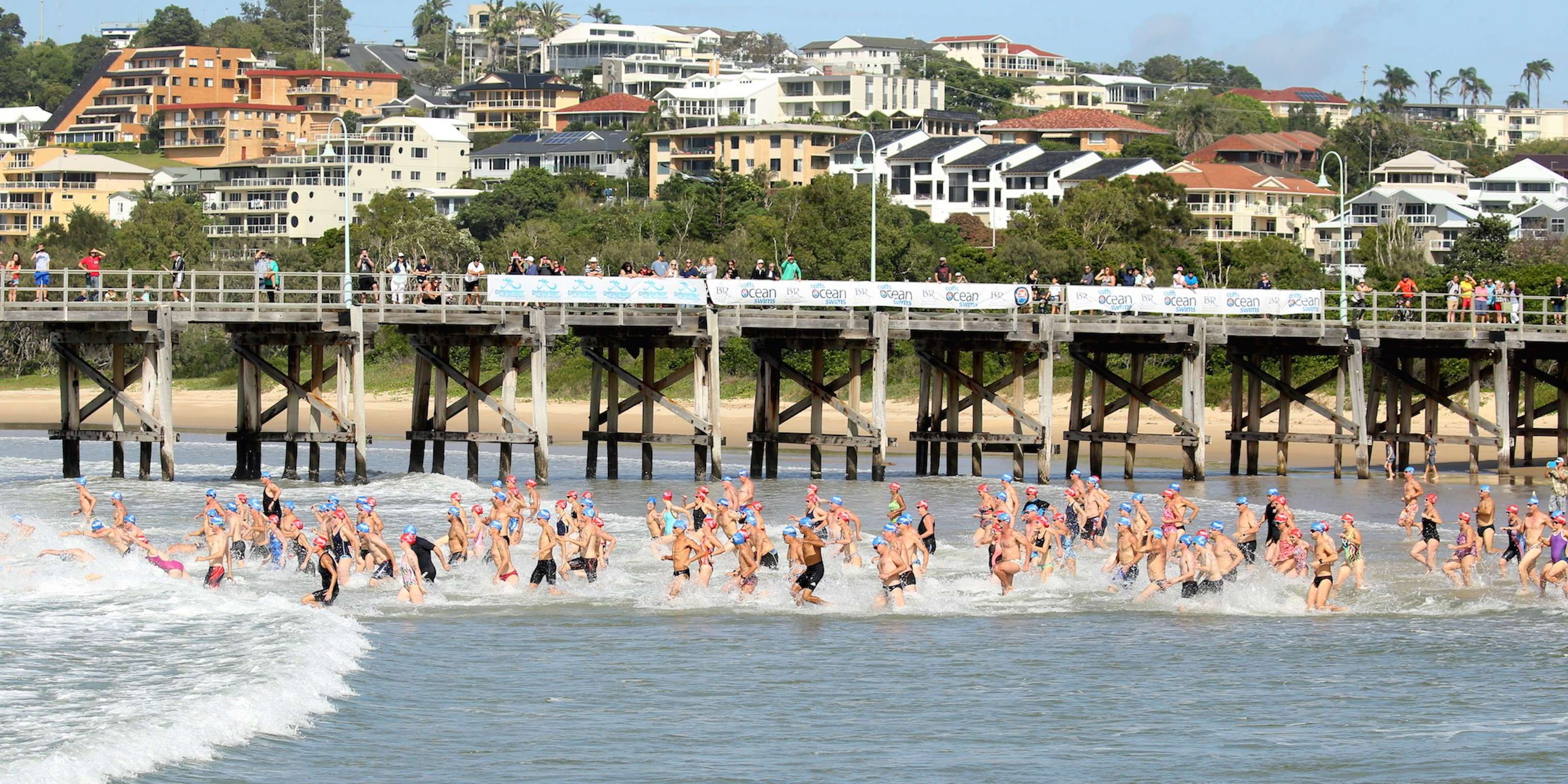 Coffs Ocean Swims 2018