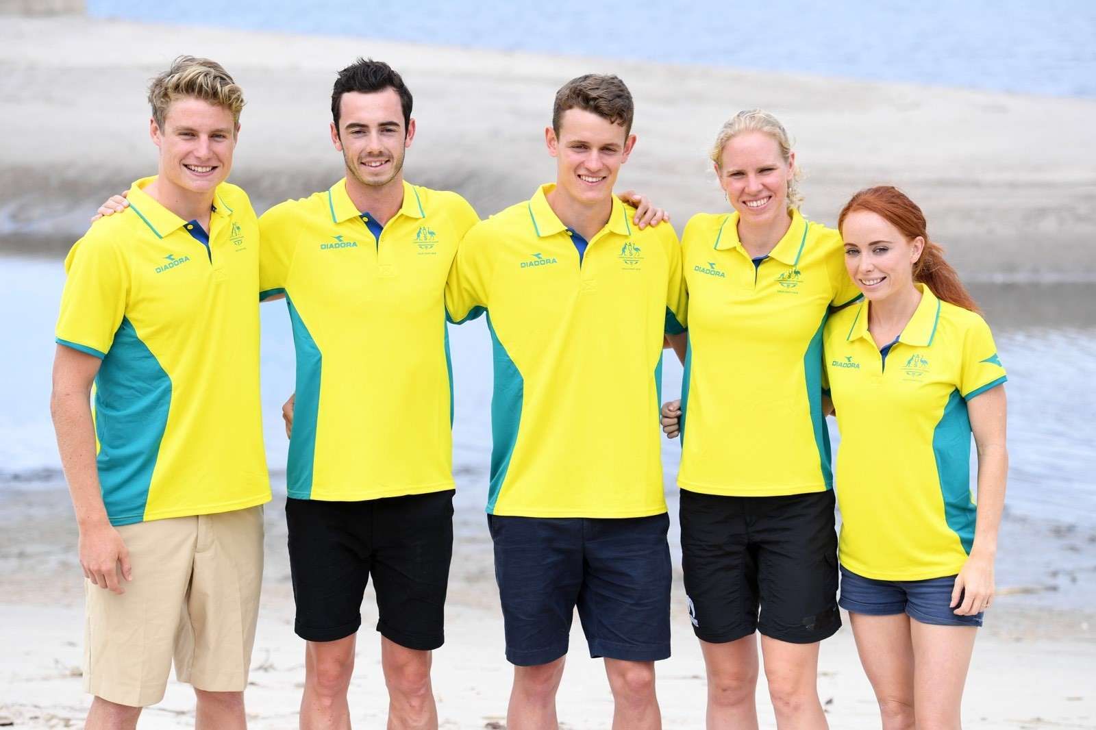 Commonwealth Games Team 2017