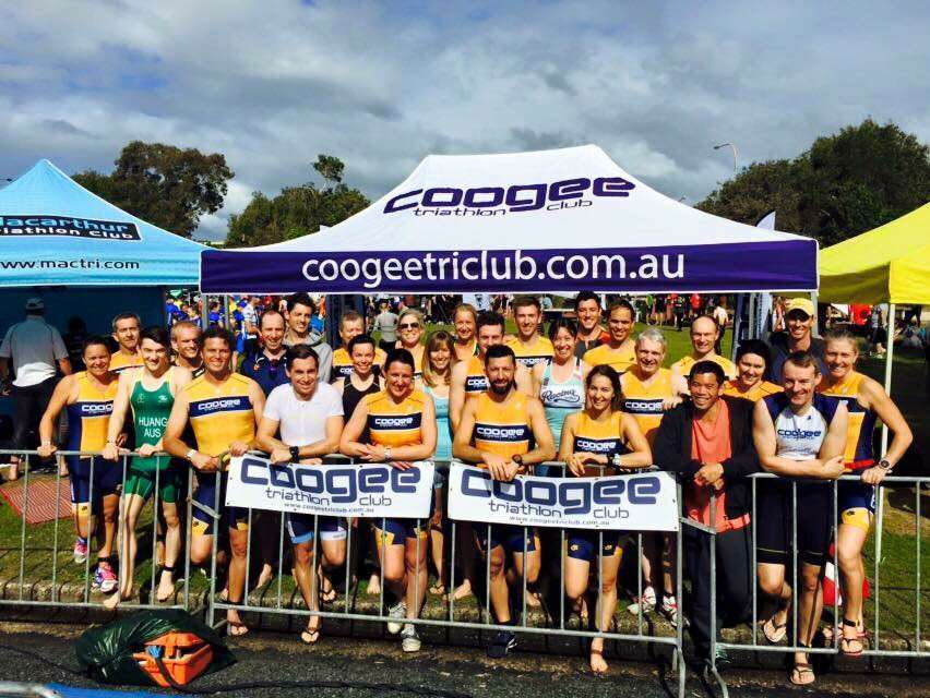 Coogee Triathlon Club 2016