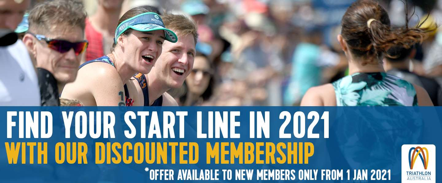 Discounted Membership banner 2020