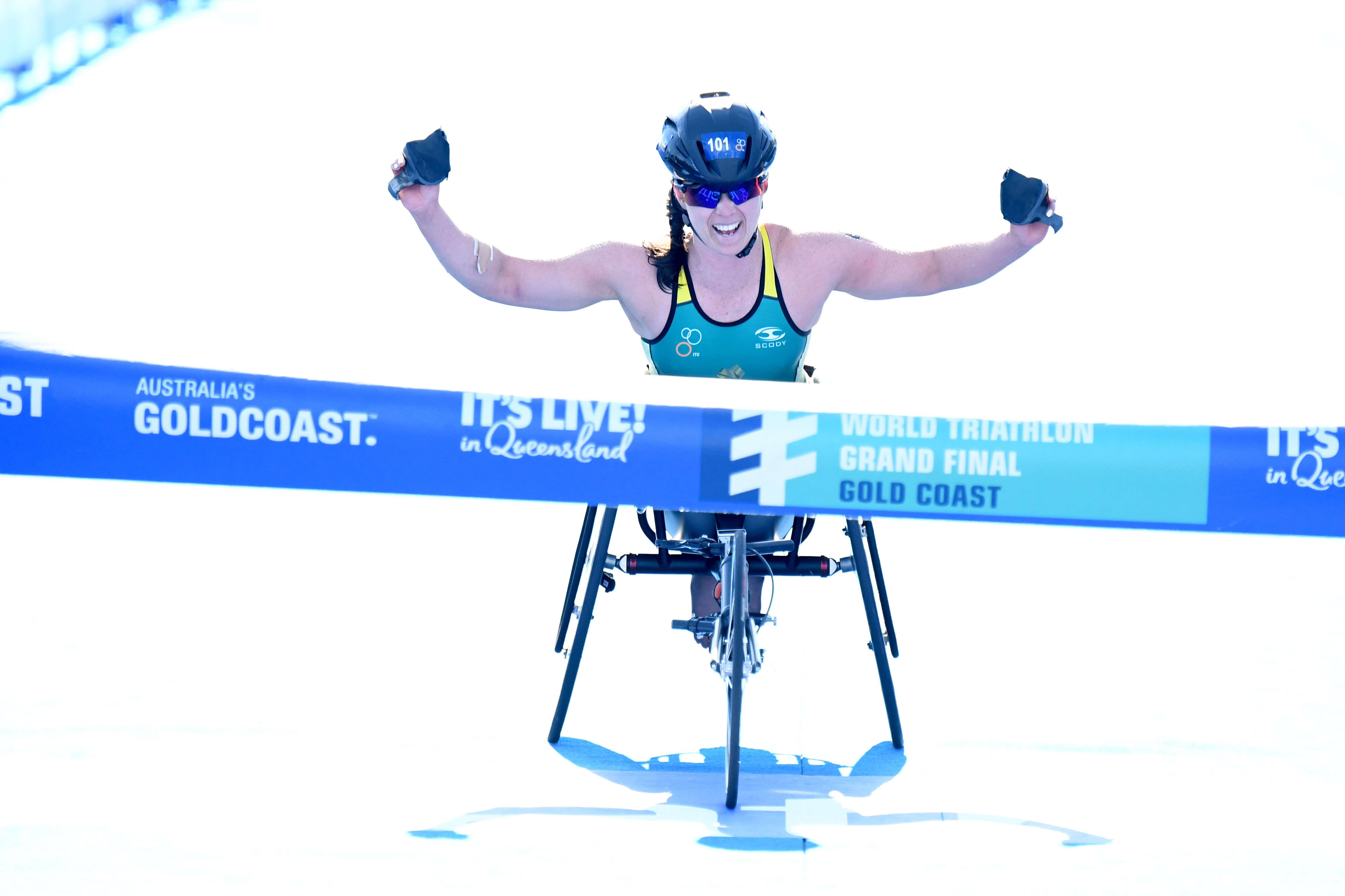Emily Tapp - 2018 Gold Coast World Champs