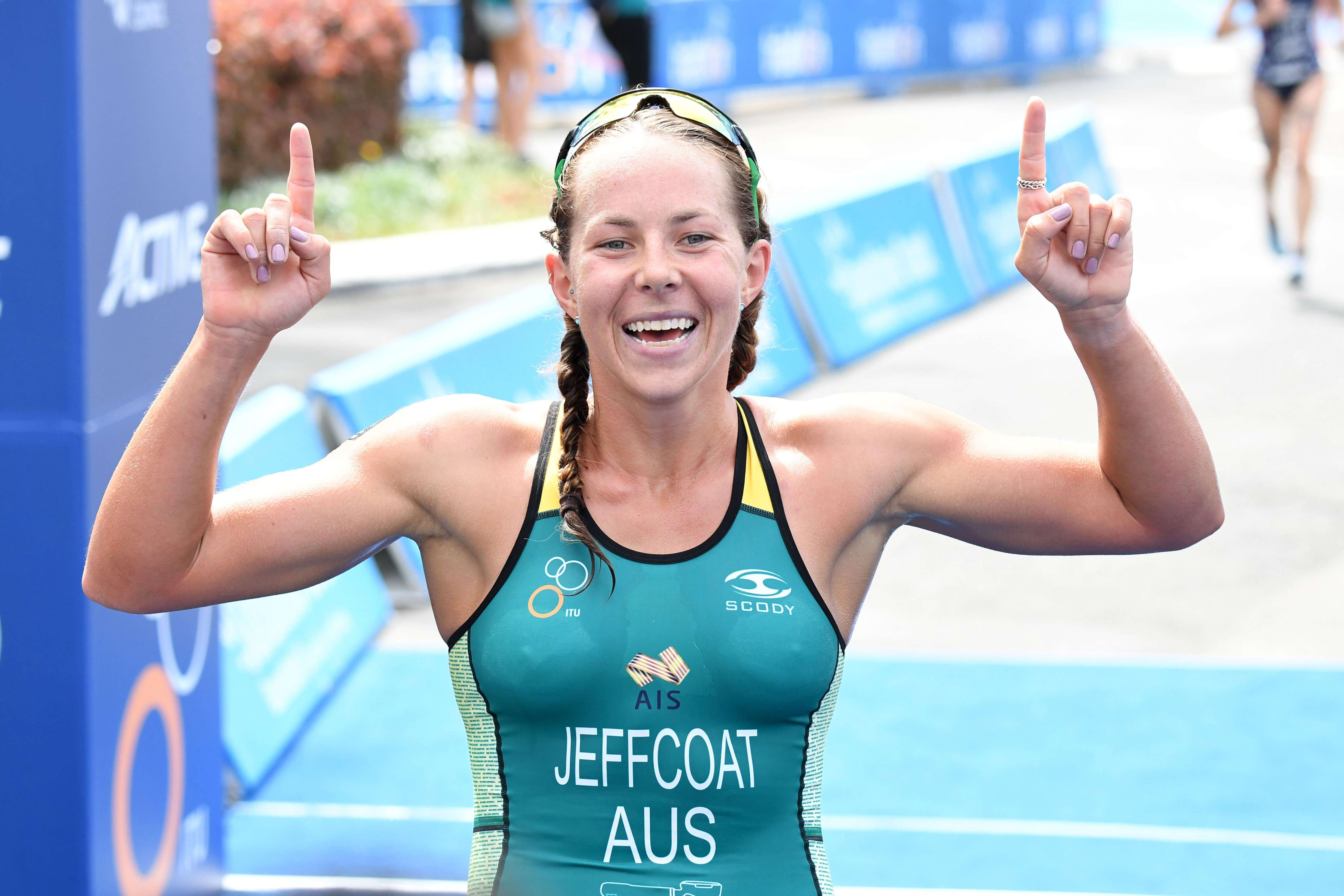 Emma Jeffcoat - ITU Mooloolaba World Cup