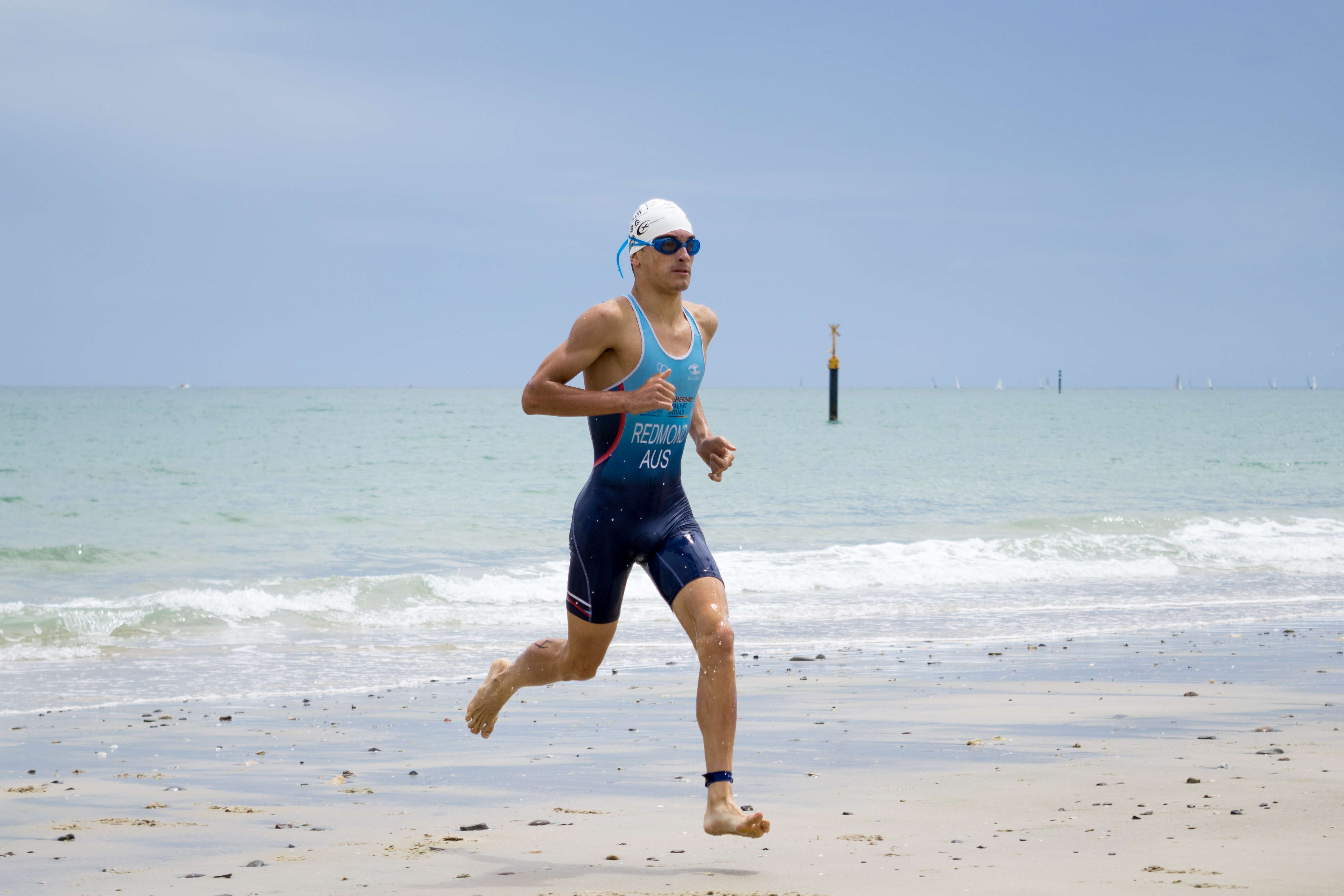 Lorcan Redmond 2017 Australian Junior Triathlon Series