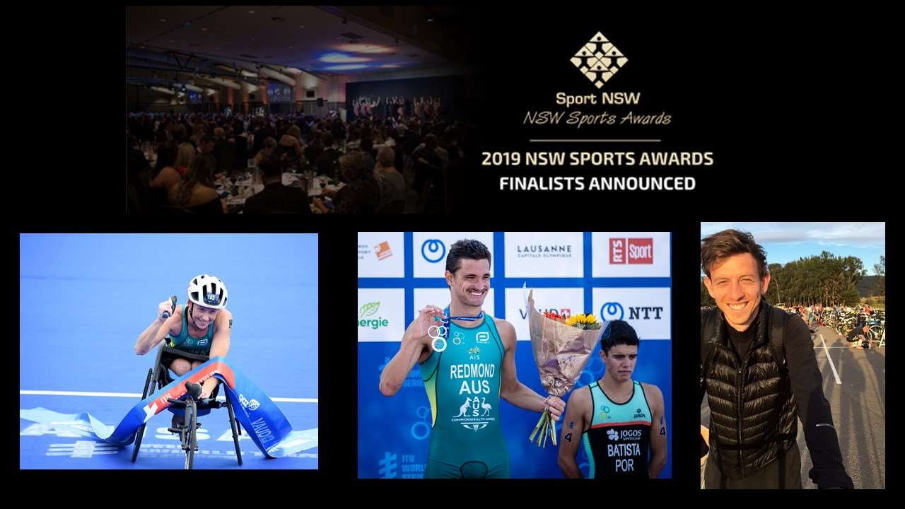 NSW Sport Nominees