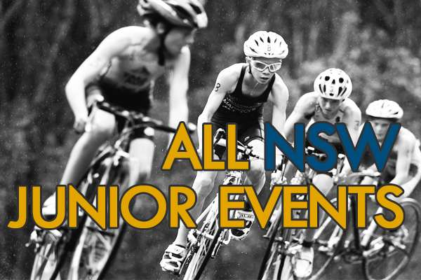 all nsw junior events