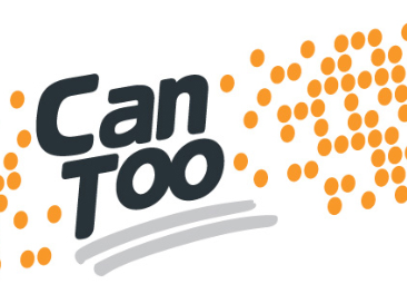 can too logo