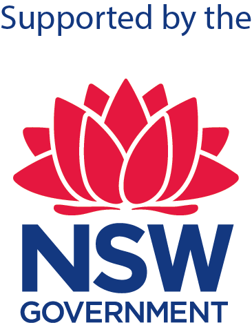 NSW Sport and Recreation logo