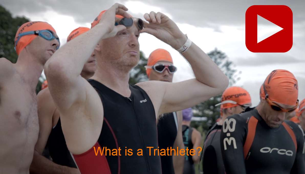 What is a Triathlete Video