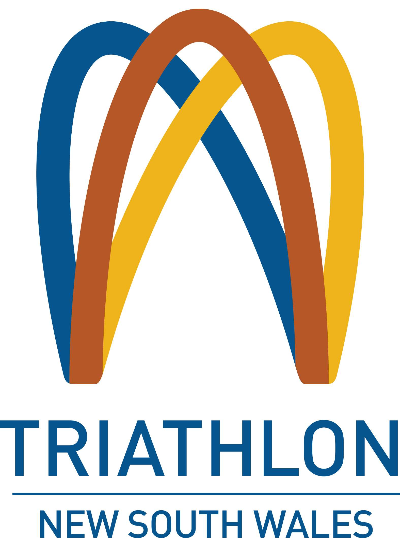 Triathlon NSW logo_Blue