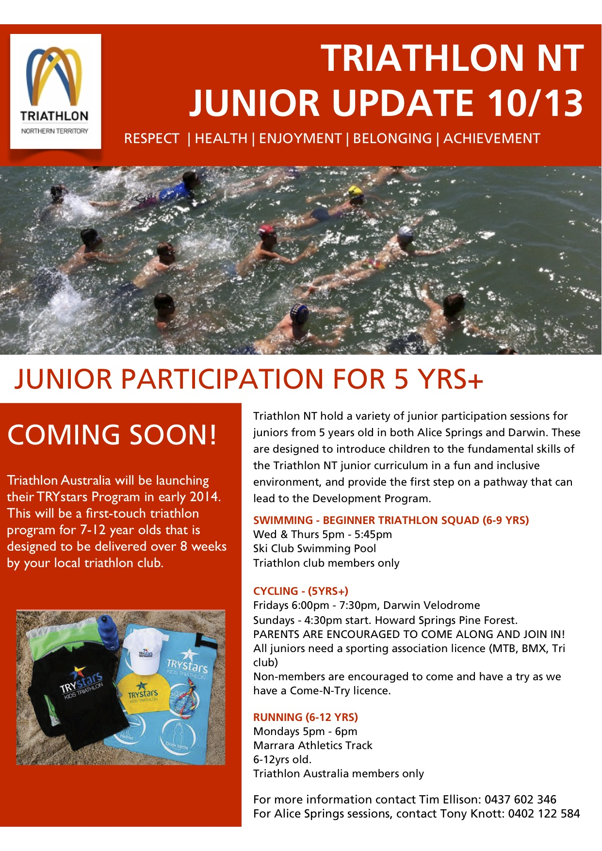 Junior Sep cover