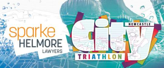 Newcastle City Triathlon 2017