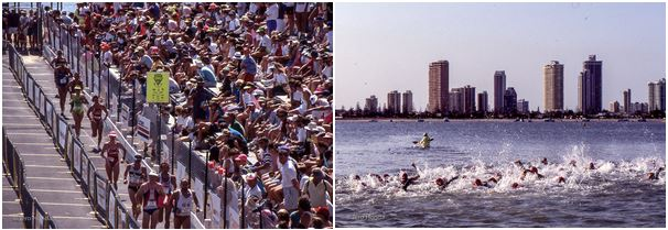 1991 Gold Coast images compressed