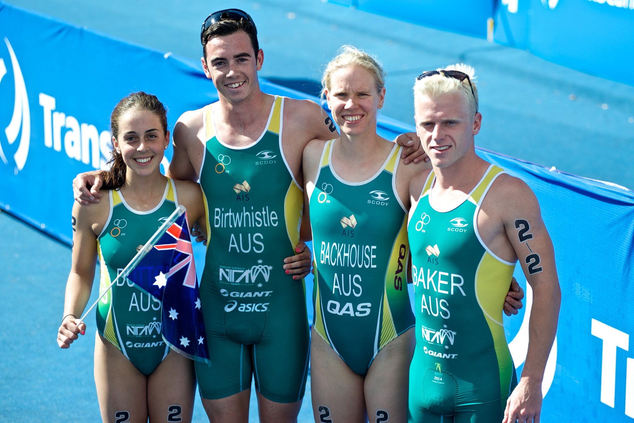 U23_Junior mixed relay Edmonton World Champs 2014