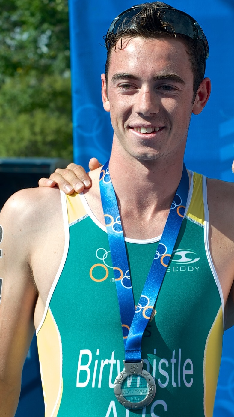 jake Birtwhistle Duathlon World Champs 2014