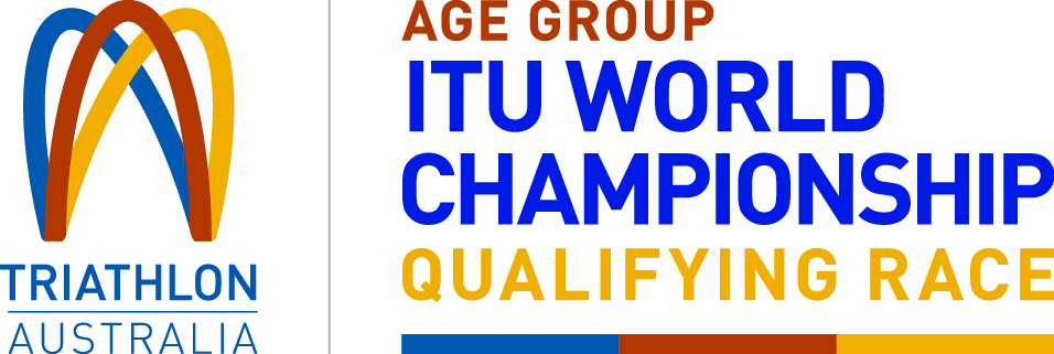 TA Age Group ITU World Championship Qualifying Race Logo