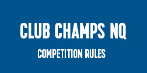 Club Championships North Queensland Rules