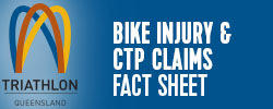 Bike Injury & CTP Claims Fact Sheet