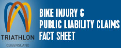 Bike Injury & Public Liability Fact Sheet