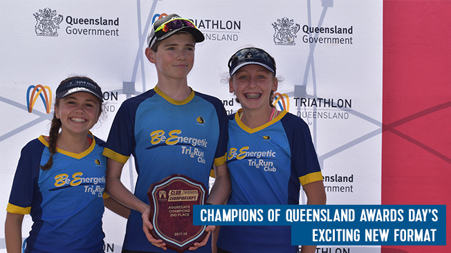 Champs of Qld