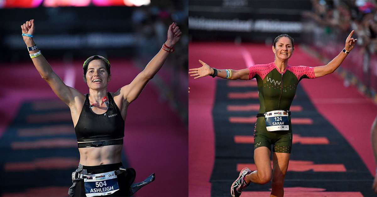Ironman Cairns - Thomas & Hunter
