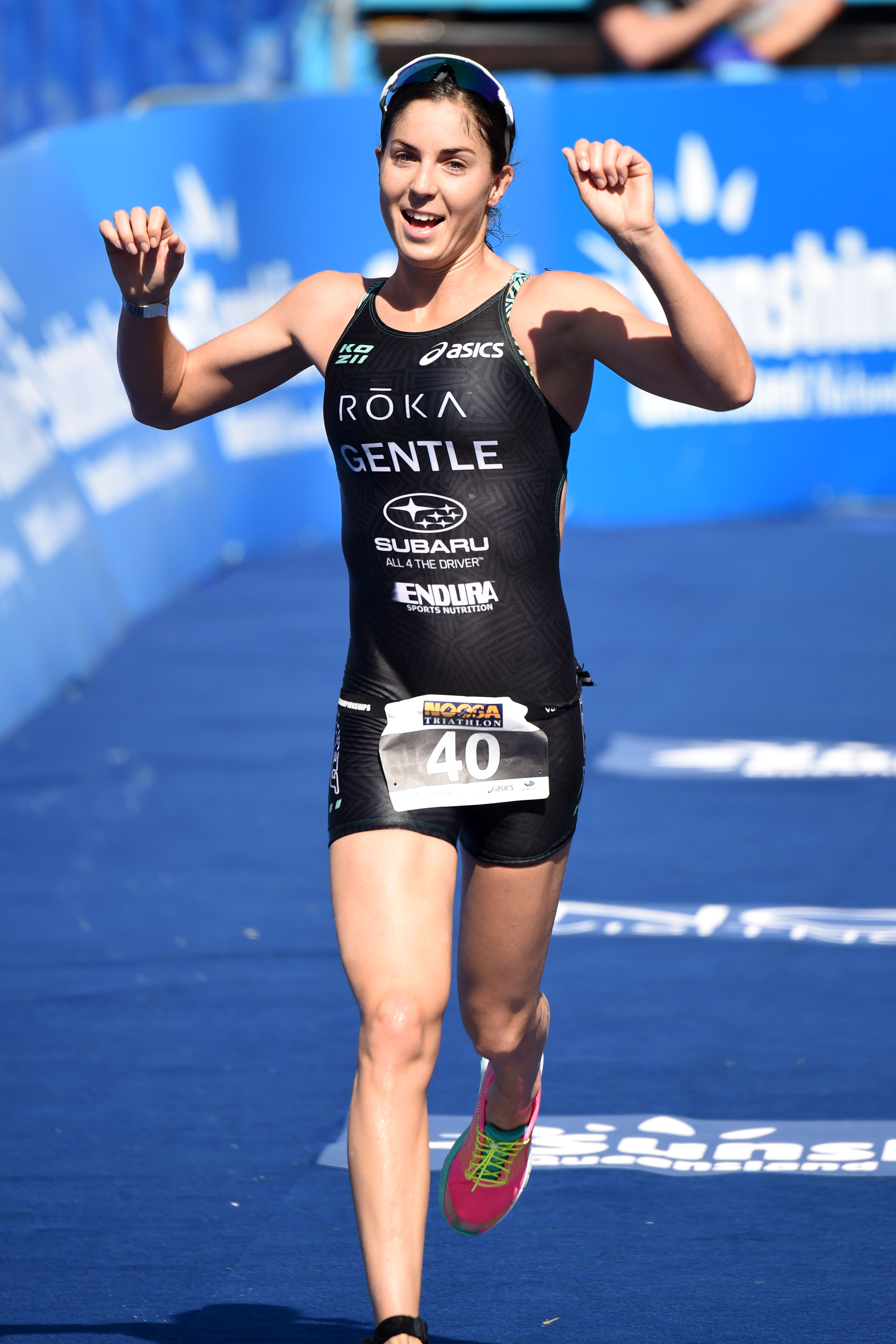 Noosa Triathlon Ashleigh Gentle
