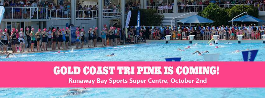 Triathlon Pink Gold Coast