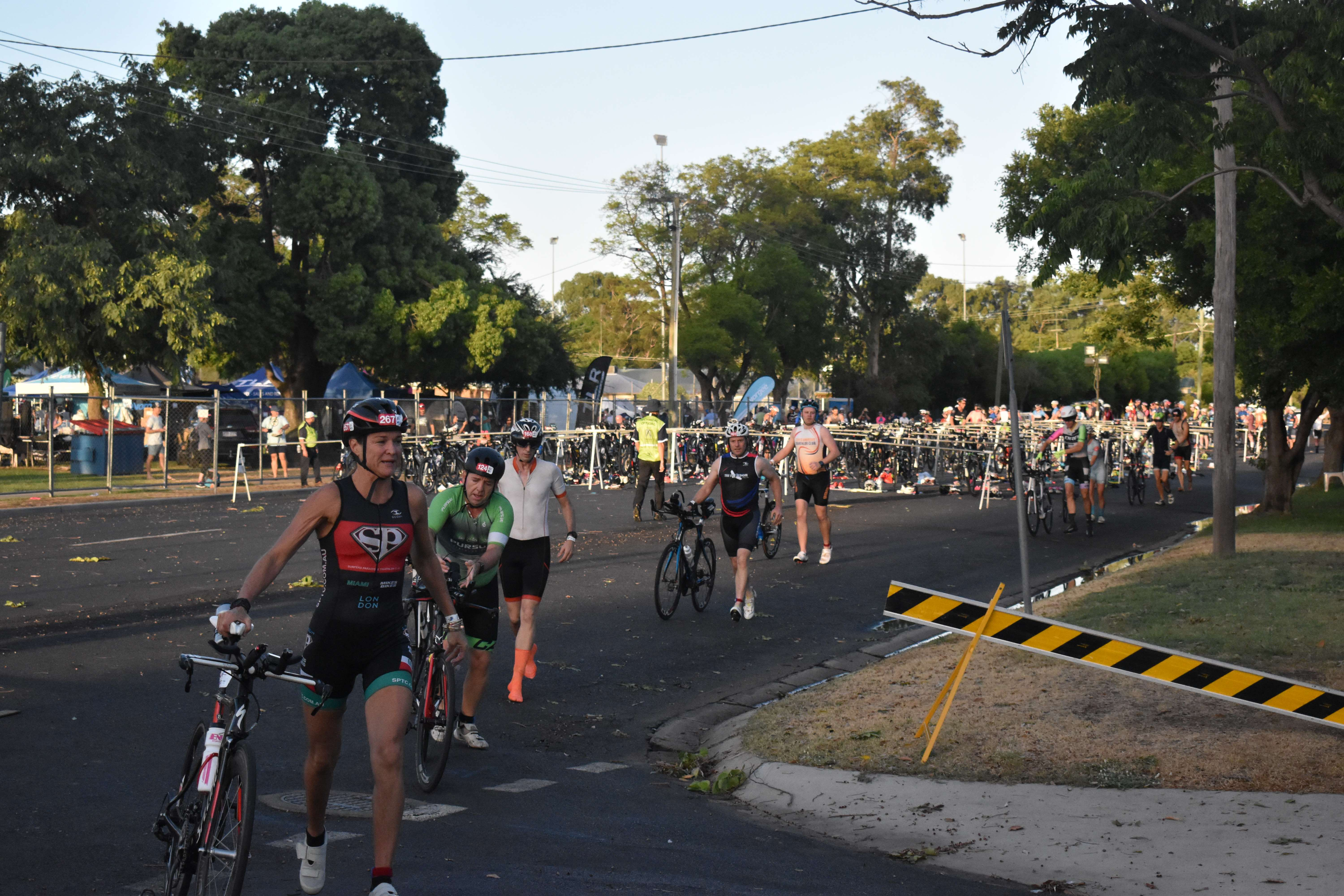aa068ab5f38 The return of toughest Triathlon in Queensland saw over 250 athletes vying  for the Queensland Long Course State Championships and Nissan State ...