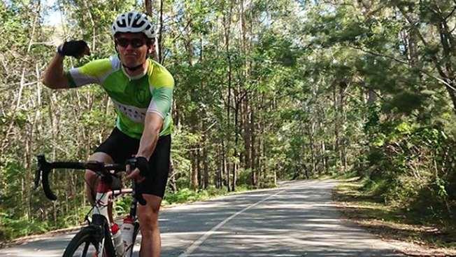 152a7fd5af0 Brad Dalrymple is a well-known triathlete in the greater Brisbane triathlon  community. By day