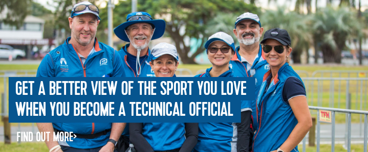 Become a Technical Official