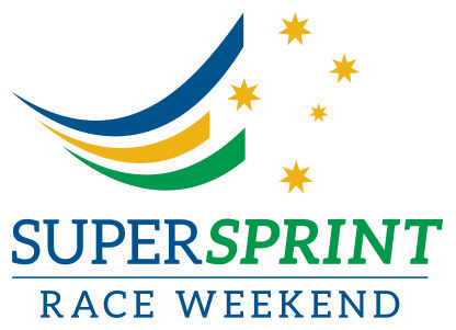 Super Sprint Logo