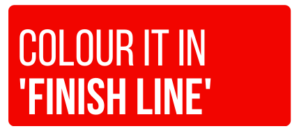 Finish Line Colouring Button